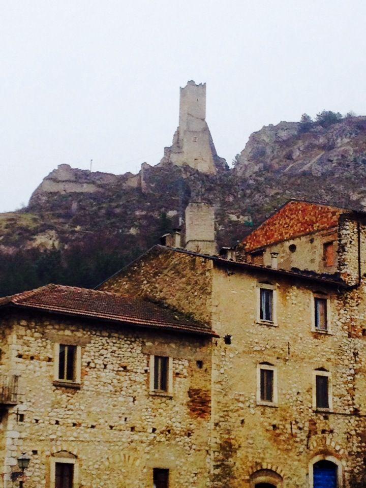 Pescina nel Aquila, Abruzzo