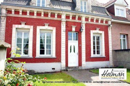 Lumbres : Lumbres maison à vendre 7 pièces 150 m²