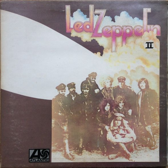 Led Zeppelin - Led Zeppelin II at Discogs