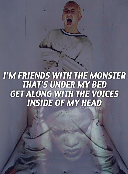 Eminem - Monster Featuring Rihanna