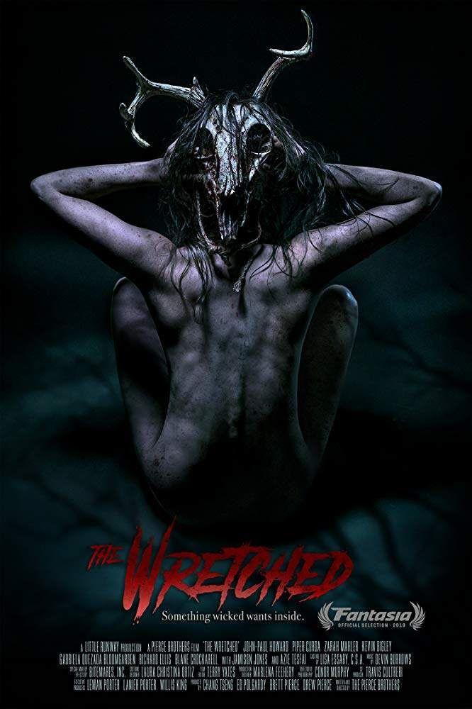 The Wretched 2019 Dir Brett Pierce Drew T Pierce Newest Horror Movies Best Horror Movies Best Horrors