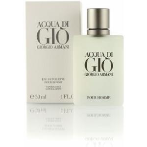 Parfum Armani Acqua di Gio Homme, ARMANI ACQUA DI GIO HOMME Eau de Toilette pour homme dans 30ml format avec le jet...sur www.shopwiki.fr ! #fete_peres #cadeau #papa #parfum