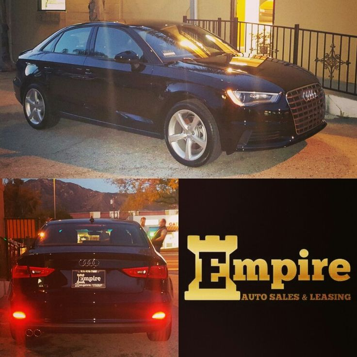Congratulations Dear Evelina on your Brand New Audi A3. Thank you for your loyalty.  Enjoy your new ride.  #empireauto #new #car #lease #purchase #finance #refinance #newcarlease #newcarfinance #leasingcompany #customerservice #GlenoaksBlvd #glendale #brokerage #autobrokersales #autobroker #autobrokers #wholesaler #freeoilchange #freemaintanance #2016audia3