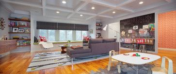 Rethink Design Studio Interior by Joel Snayd - modern - family room - Other Metro - Rethink Design Studio source: HOUZZ