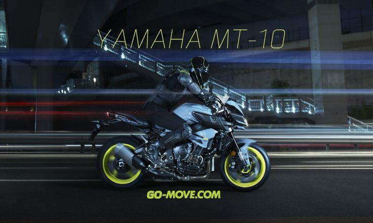 Super Yamaha MT-10.