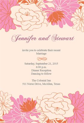 Invitation Printable as luxury invitations example