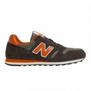Sneakers Running Femme NEW BALANCE M373 Marron/Orange
