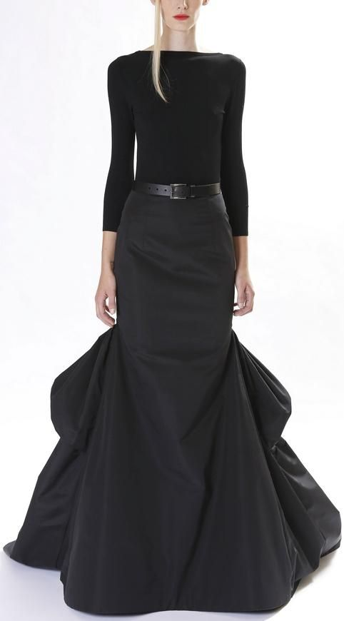 2015 Muslim Evening Dresses Bateau Black Mermaid Long Sleeves Modest Evening Dresses Mother Of The Bride Dresses Custom Dresses Party Prom Black Evening Gowns Cheap Evening Gowns From Shangshangxi, $121.64| Dhgate.Com