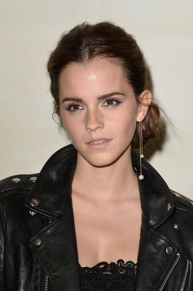 Emma Watson Photos: Front Row at Valentino