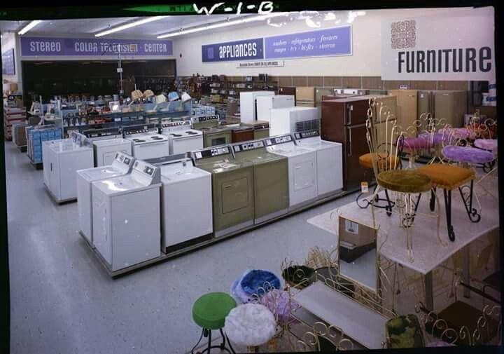 Kmart Appliances Department San Jose, CA (cir. 1970)