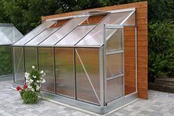 Vægdrivhus - et effektivt drivhus til den lille have