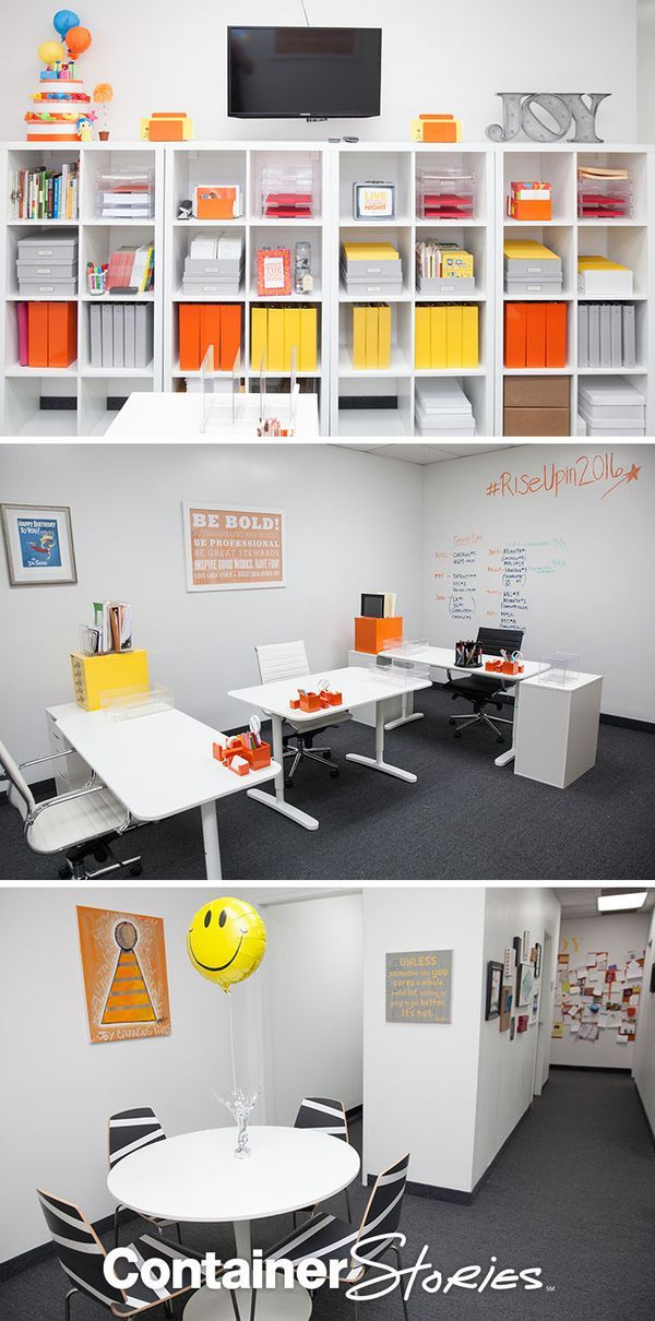 105 best elfa Office images on Pinterest | Container store, Home ...