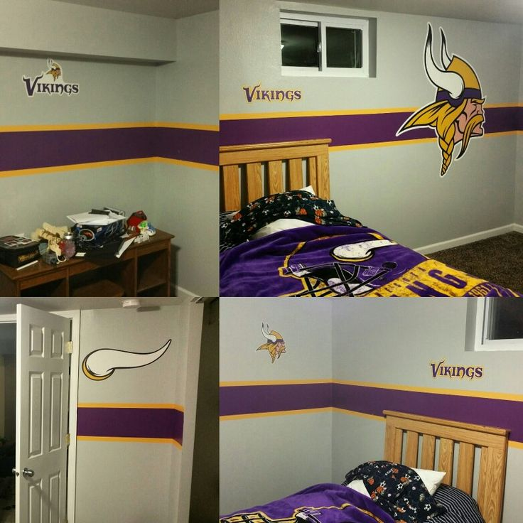 24 Best Football Themed Bedrooms Images On Pinterest: 1000+ Images About Vikings On Pinterest