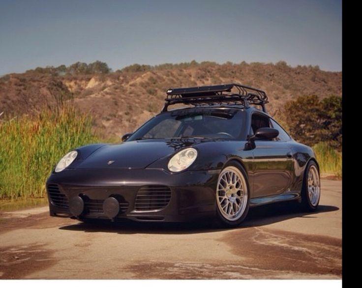 Exceptional Retro Look Porsche 996