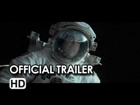 Gravity Official Trailer #1 (2013) - Sandra Bullock, George Clooney Movie HD - YouTube