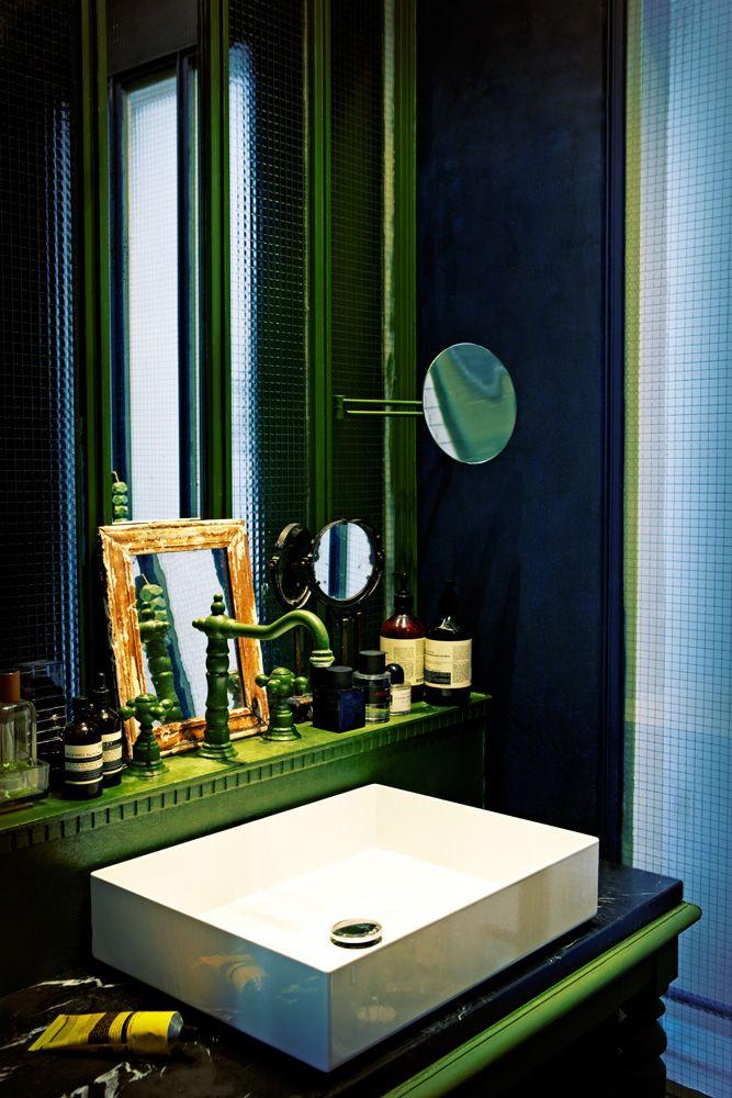 117 best bathroom vanity vanit de salle de bain images for Vanite salle de bain