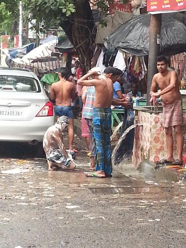 Sulle strade di #Calcutta