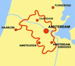 Het Streekpad Stelling van Amsterdam is een unieke wandelroute tussen Volendam en Muiden van maar liefst 135 km lang. U loopt langs een ring van dijken, sluizen, genieloodsen, forten en batterijen. Met recht een historische wandeling. Een perfect gebied voor wandelaars. Dus laat u verrassen door de landschappelijke rust en schoonheid van deze groene gordel rond de metropool Amsterdam.