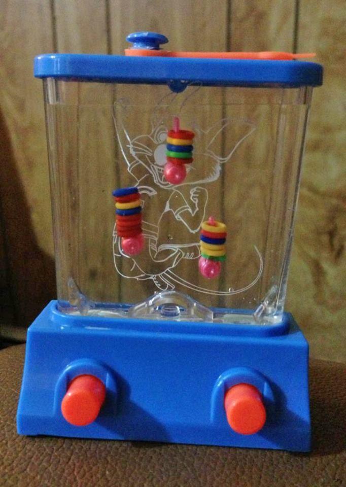 Geduldsspiel der 80er
