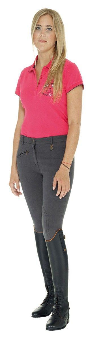Pantalon d'équitation Basic Line - Equi-Comfort Dame Equi-Comfort
