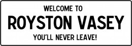 League of Gentleman - Royston Vasey - Youll Never Leave!