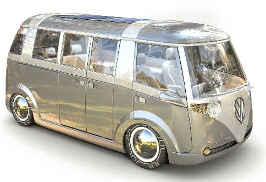 VW Verdier (New VW Bus Concept)