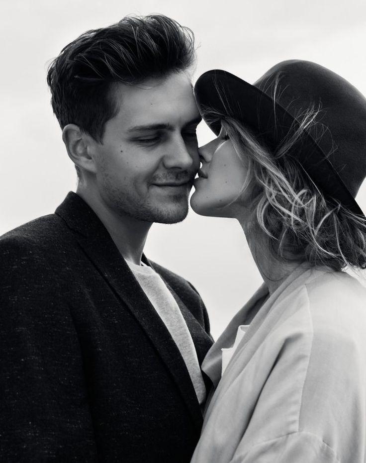 romance of valentine: sasha luss and milos bikovic by nikolay biryukov for vogue russia february 2016