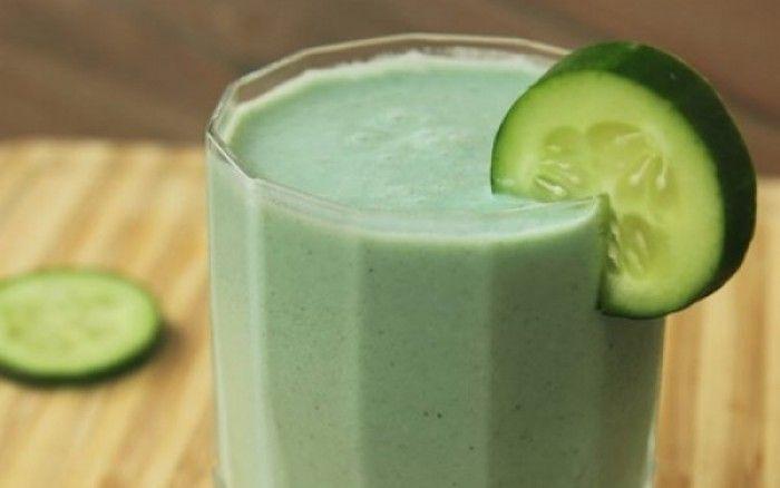 Χυμός από αγγούρι: Δε φαντάζεστε πόσο καλό θα σας κάνει!!! Το αγγούρι είναι ένα φανταστικό λαχανικό, ειδικά το καλοκαίρι, καθώς έχει μηδαμινές θερμίδες, εί