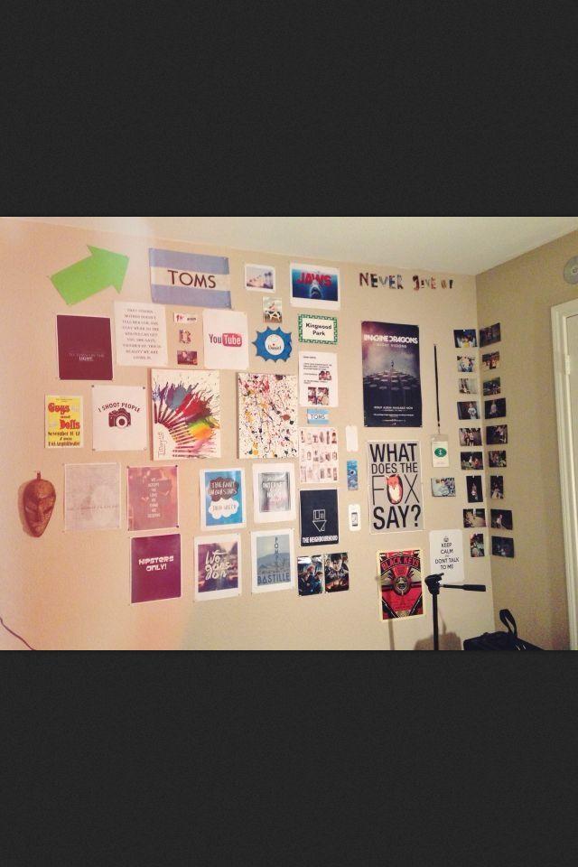 Tumblr room | Tumblr rooms | Pinterest | Room, Room ideas