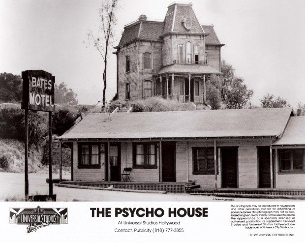 12 best psycho bates motel images on pinterest bates for Norman bates house floor plan