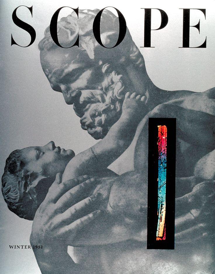 Will Burtin, Scope 1951-2