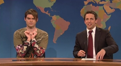 Watch SNL's Stefon Give NYC Summer Clubbing Tips