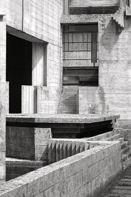 CARLO SCARPA. The Brion Cemetery Tomb, San Vito d'Altivole, Italy,1969-78. / The Gorgeous Daily