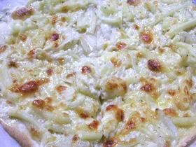 ピザーラ風あつあつグラタンピザ