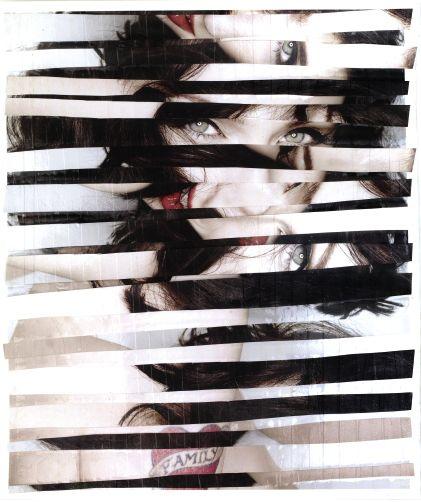 Broken pieces..........................photo - Rankin