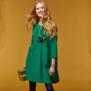 Patron de couture gratuit: la robe facile à coudre - Marie Claire Idées