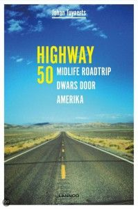 Zoek je nog inspiratie voor je roadtrip van deze zomer? Lees dan het boek Highway 50, midlife roadtrip dwars door Amerika. Auteur Johan Tuyaerts neemt je mee tijdens zijn avontuur over en langs de route die loopt vanaf Ocean City aan de oostkust tot aan San Francisco in het westen. Je zou het liefst meteen het vliegtuig pakken.