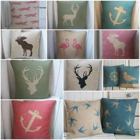 homemade cushions - Bing Images