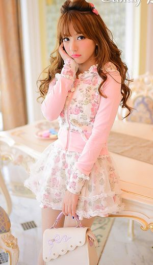A UK online shop for cute and kawaii Japanese clothing and accessories.  Discover our ranges of lolita, gothic, fairy kei, punk, steampunk, visual kei, kawaii, cute gyaru fashion and our cosplay shop.
