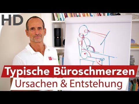Entstehung von HWS Schmerzen und Nackenverspannungen LNB Schmerztherapie