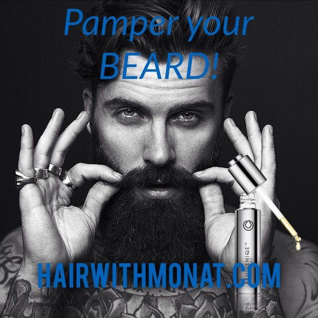 Pamper your beard, REJUVENIQE Oil http://hairwithmonat.com #beard #barber #barberlife #barbershop #beards #barbershopconnect #beardman #barberlove #barbers #bearded #hair #beardlife #beardsofinstagram #beardedmen #beardstyle #style #selfie #beardlove #beardporn #photooftheday #beardoil #menshealth #menshealthmag #hairwithmonat #monat #monatglobal