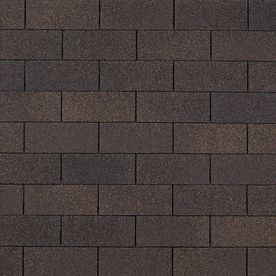 Best Owens Corning Supreme 33 3 Sq Ft Brownwood Traditional 3 400 x 300