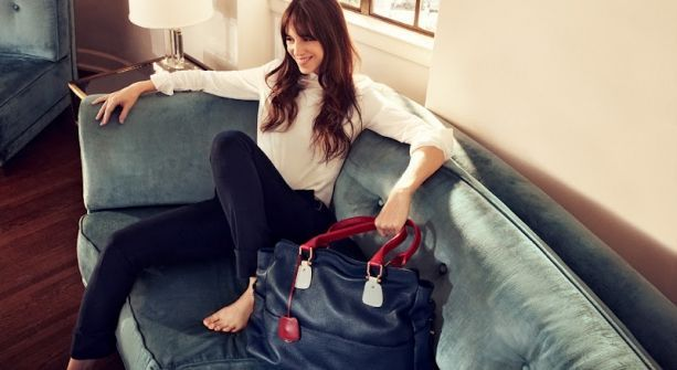 Charlotte Gainsbourg for Tommy Hilfiger by Drew Barrymore