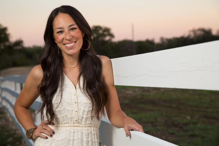 Check out HGTV's favorite pictures of Joanna Gaines, including behind-the-scenes photos with her husband, Chip, from the set of Fixer Upper.