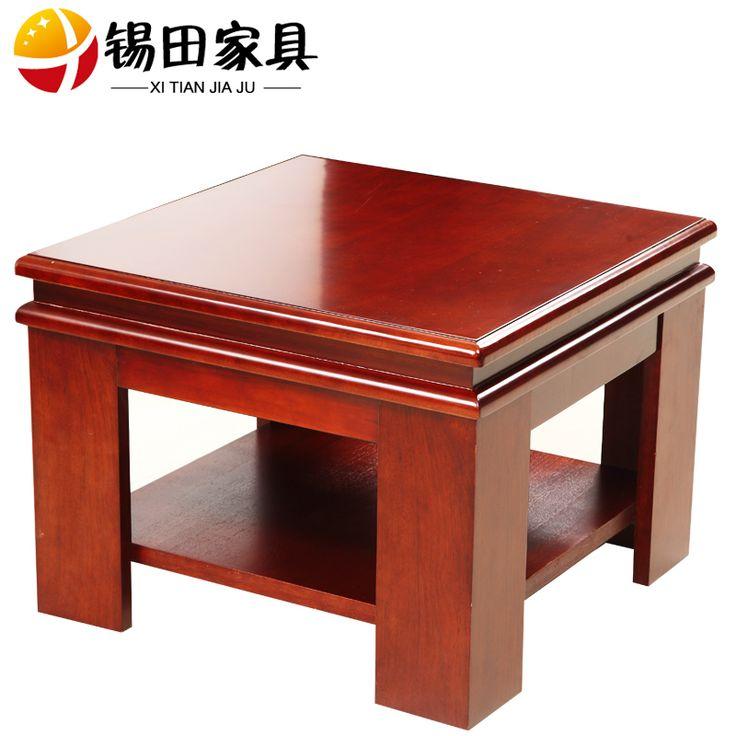 Мебель офисная мебель диван журнальный столик поддержки передовых древесины кожи краска орех Скидки teasideend