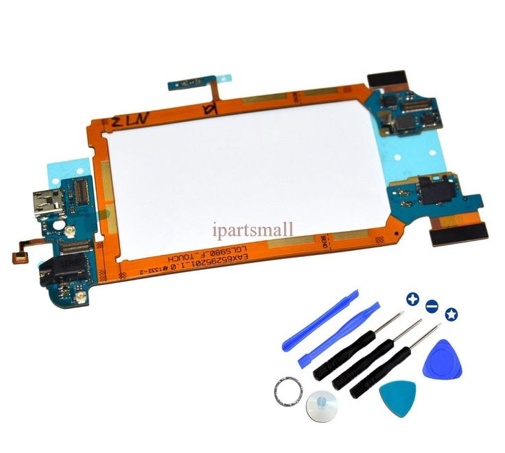 New Origin Micro USB Charging Port Flex Cable for LG G2 Sprint LS980 With Tools #Unbranded
