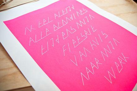 Carlien Peijsel / Graphic Design