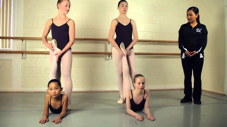 Back Stretching for Ballet Dancers : Ballet Lessons Back stretching is a very important part of any ballet dancer's warmup routine - or at least it should be. Find out about back stretching for ballet dancers with help from a longtime and distinguished ballet professional in this free video clip.