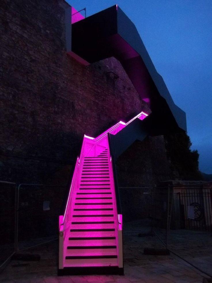 52 Best Staircase Lighting Images On Pinterest: 1000+ Images About Stairway Lighting Ideas On Pinterest