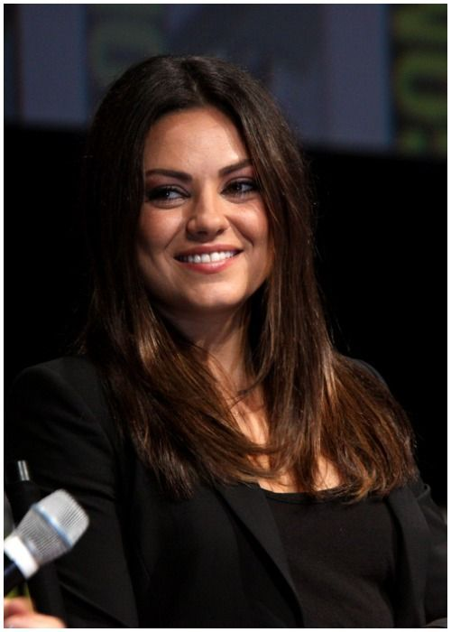 Mila Kunis And Waardenburg Syndrome Health Pinterest Mila